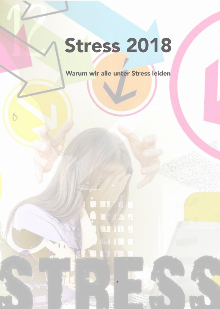 Stress im 21. Jahrhundert